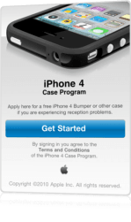 iPhone4 case program started