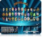 Futurama iCons, Wallpapers