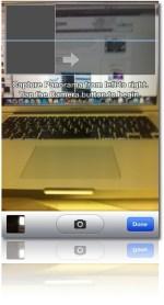 Ενεργοποιήστε το Panorama στο iOS 5, χωρίς Jailbreak