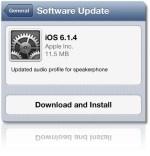 6.1.4 για το iPhone 5