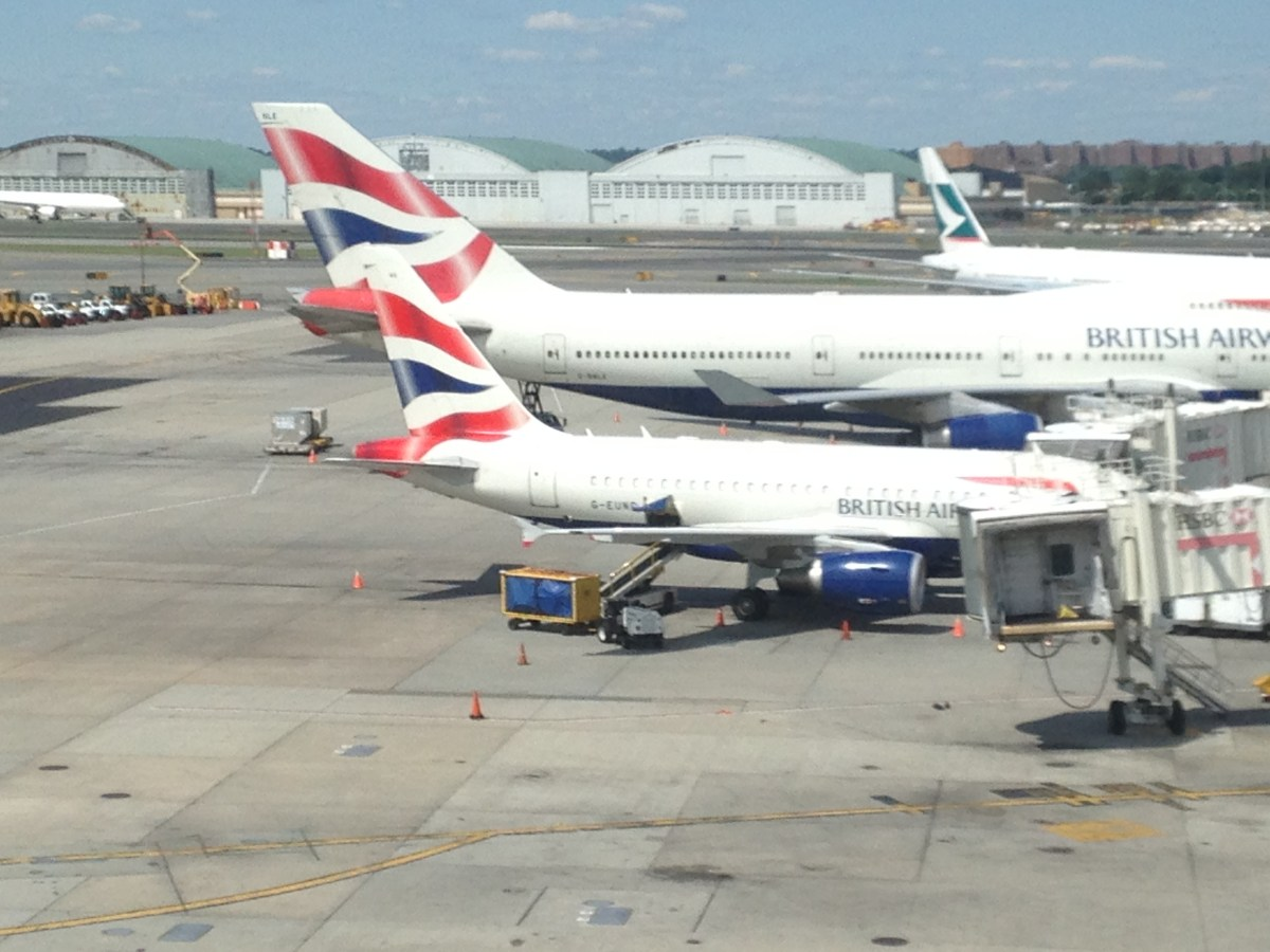 Booked in 64A on a British Airways 747? Think Again