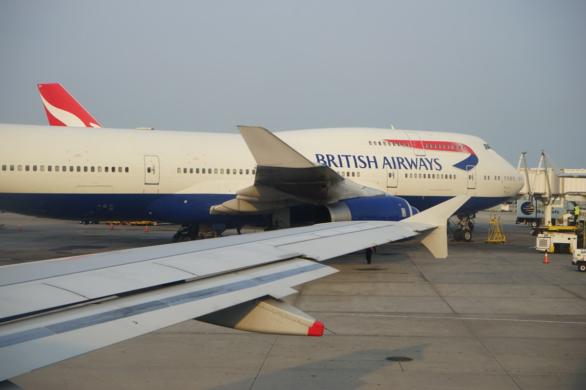 Big changes to BA boarding arrangements