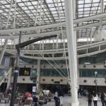 CDG TGV Station