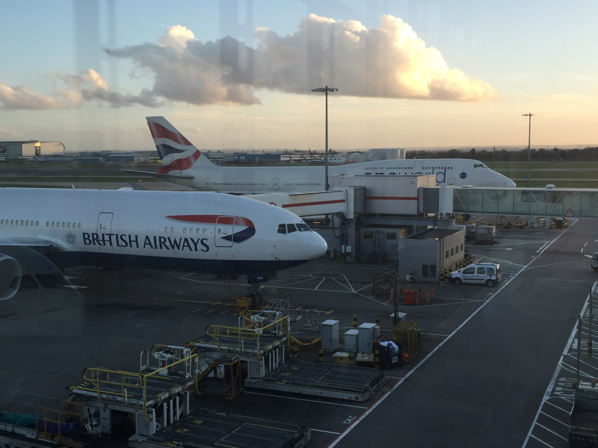 REVIEW: BA First Class, London to New York JFK