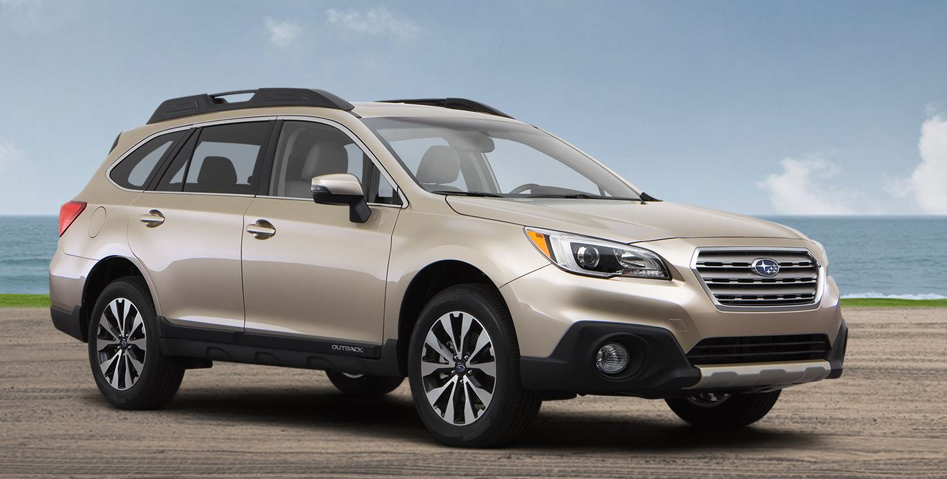 Test Driving Some Suv S Subaru Outback Volkswagen