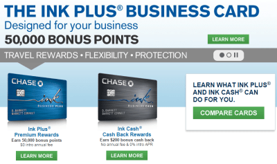 Chase Ink Bonuses Lowered But Here is a Working 60K Link
