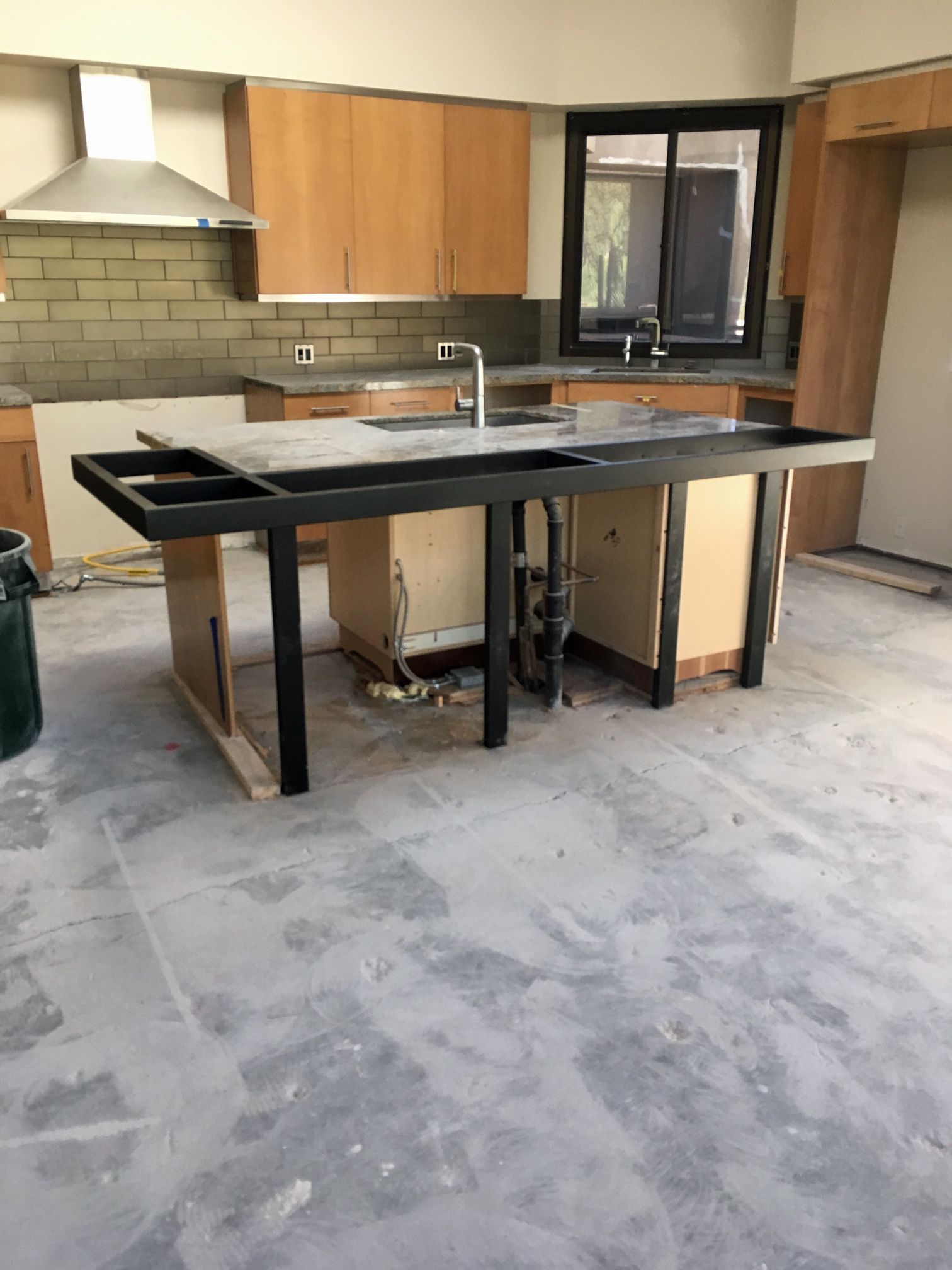 Peachy Kitchen Island Support Frame Milestone Homes Kitchen Island Bar S kitchen Kitchen Island Bar Top
