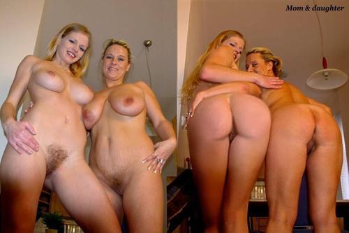 grandmother caught nude