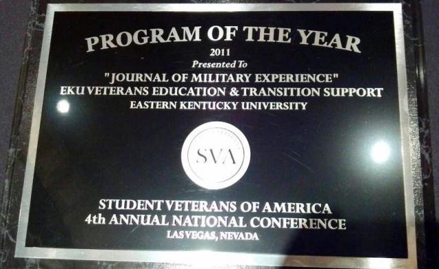 SVA's Program of the Year