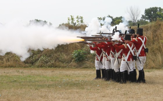 Canada marks the 200th Anniversary of 1812… with a TV commercial