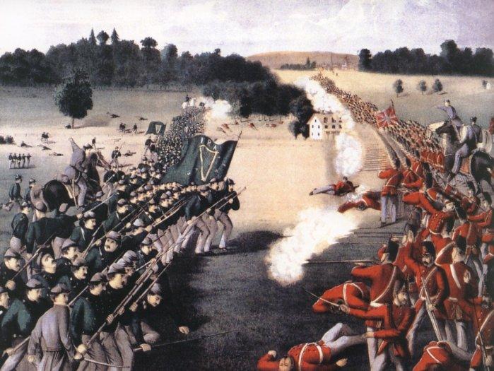Fightin' Irish – America's Fenian Brotherhood Wages War on British Empire