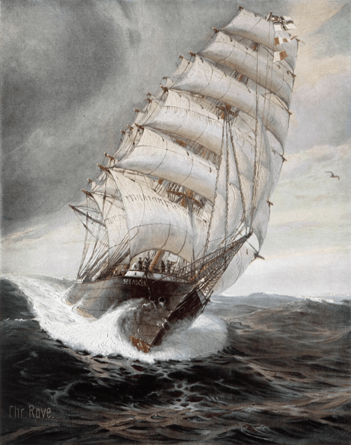 Sunset Cruises – History's Last Sail-Powered Fighting Ships