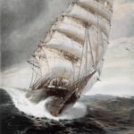Sunset Cruises – History's Last Sail-Powered Fighting Ships
