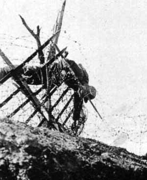 Barbed Wire War – How One Farmer's Innovation Changed The Battlefield