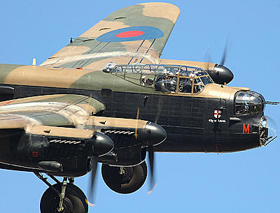 Wanted: One Passenger – Canadian Warplane Museum To Sell Seat On Trans-Atlantic Lancaster Flight