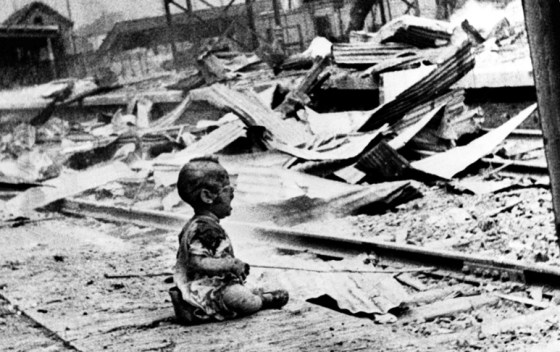 """""""The Shanghai Baby"""" – The True Story Behind One of History's Most Dramatic Photos"""