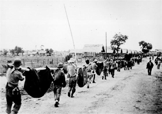 The Walking Dead — Veteran Recalls Horror of Bataan Death March (LISTEN)