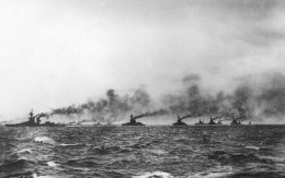 The National Museum of the Royal Navy and the Imperial War Museums will commemorate Jutland in May. (Image source: National Museum of the Royal Navy)