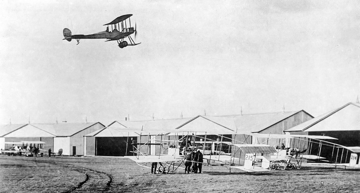 Learning to Fly -- Eight Facts About Britain's Fledgling Air Force
