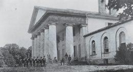 Arlington in Yankee hands. (Image source: WikiCommons)