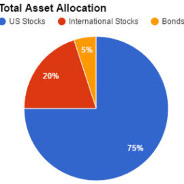 My 2016 Asset Allocation