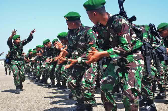 Kodam Papua Barat Akan Diisi 5.000 Personil