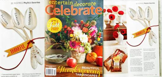 Celebrate Magazine, September 2013