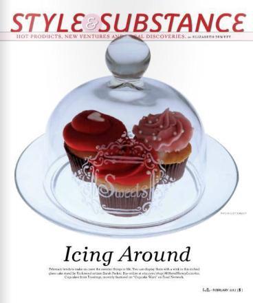 Belle Magazine, February 2012