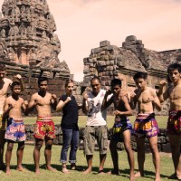 CHANGES -  Finding A New Muay Thai Gym