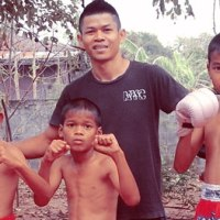 Starting From Nothing, Training On The Ground And Building A Muay Thai Gym