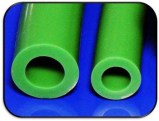 Green High quality silicone tubing and food hose