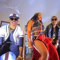 Cheki kipande cha video ya Prokoto - Victoria Kimani ft Diamond & Ommy Dimpoz
