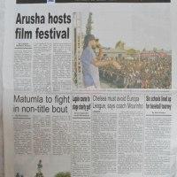 Makubwa ya magazeti ya Tanzania leo Sept 17 2014..Udaku, Michezo na Hardnews.