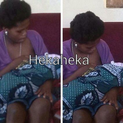 Sikiliza Hekaheka ya leo ni kuhusu dada aliyekua na ujauzito bila kujijua