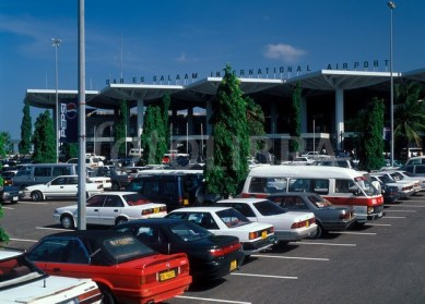 Dar es Salaam International Airport