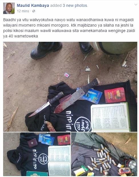 Morogoro Maulid Kambaya June 27 2015