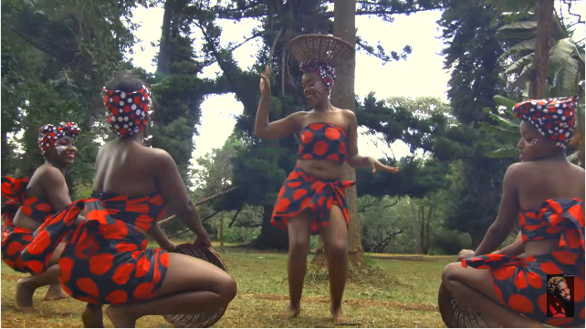 VIDEO: Erick Omondi kairudia 'SALOME' ya Diamond ft Rayvanny na kuifanyia hii video