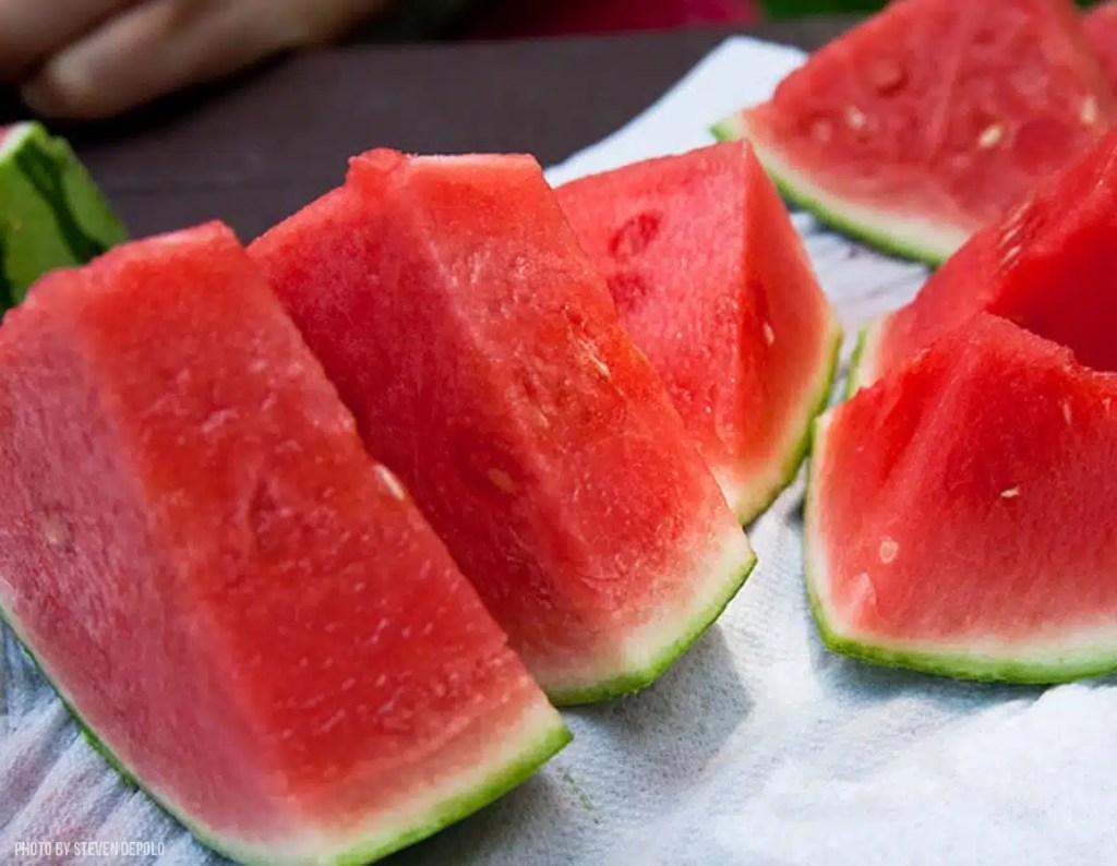 Millennial Magazine's summer fruit of the week