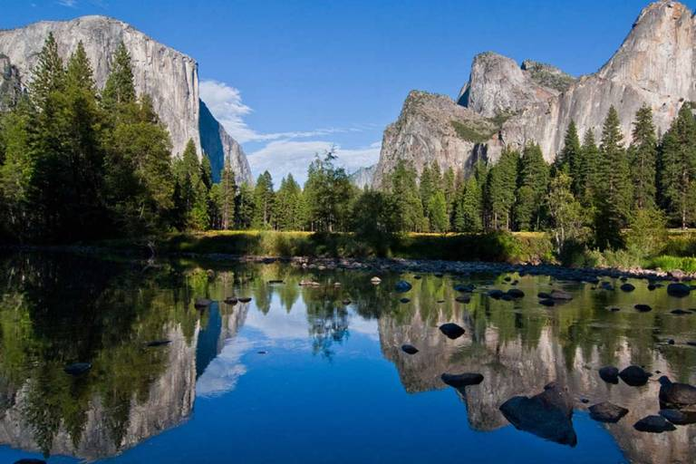 Millennial Magazine's choice for hiking trail of the Week: Yosemite Grand Traverse