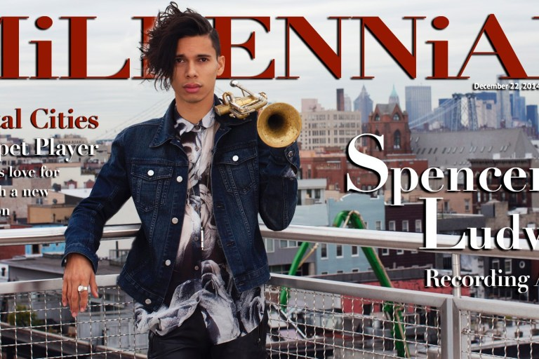 Millennial Magazine - Spencer-Ludwig-Cover