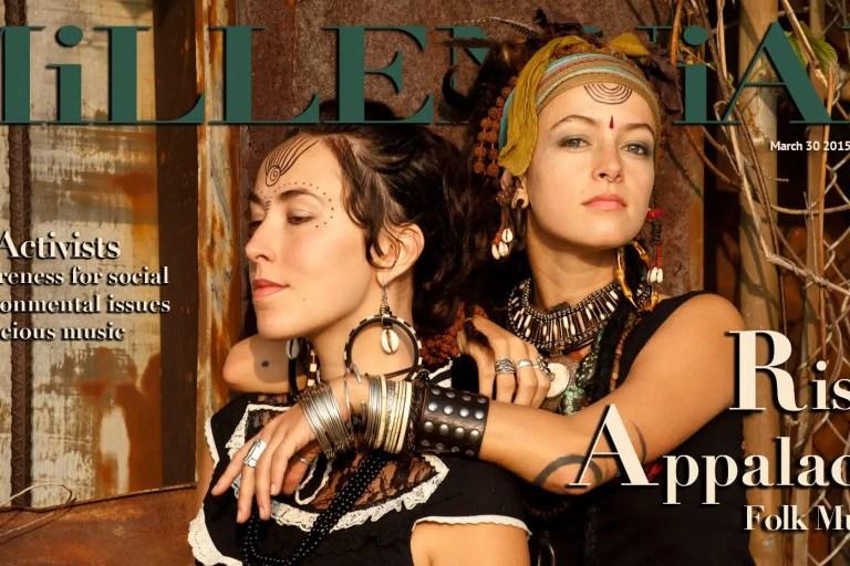 Millennial Magazine - Rising-Appalachia-Cover
