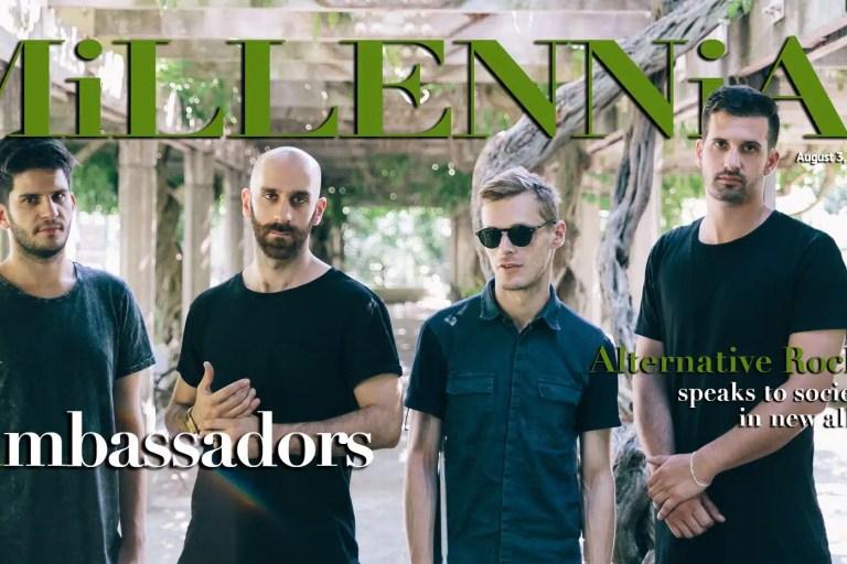 Millennial Magazine - X Ambassadors Cover