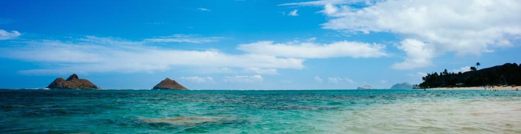 Lanikai Beach and millenial money