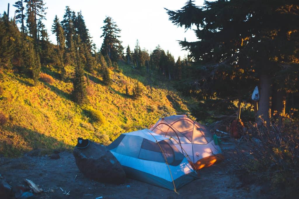 camping, oregon, mt hood