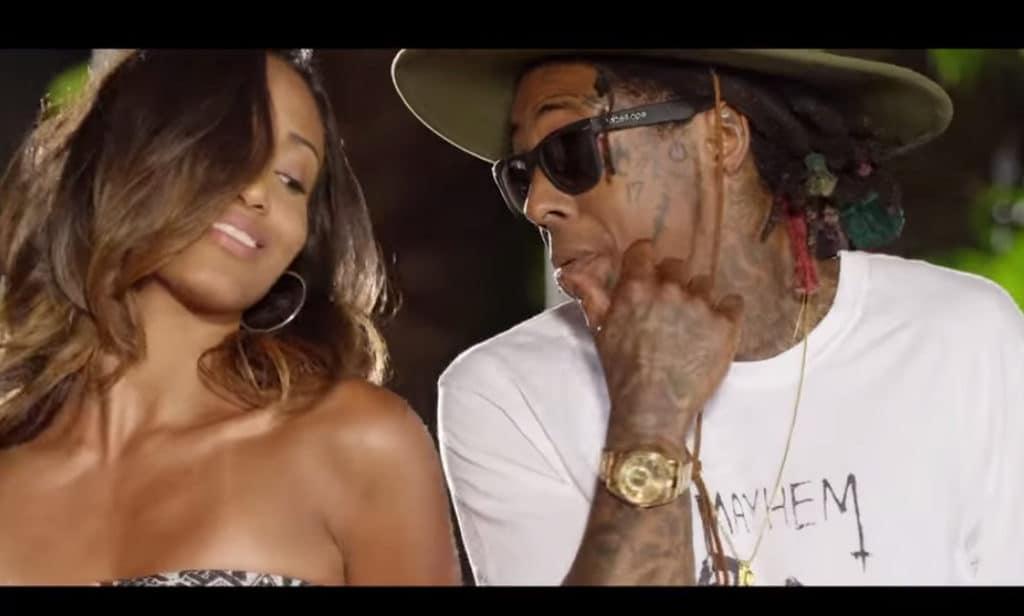 Lil Wayne Gold Rolex