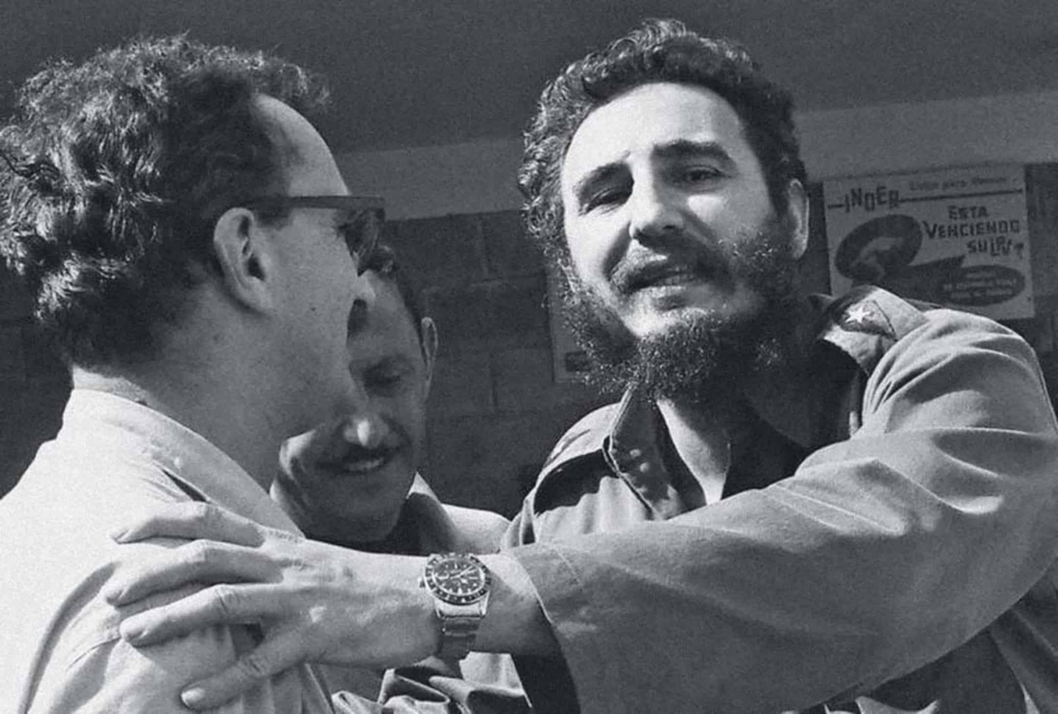 Fidel Castro Rolex GMT