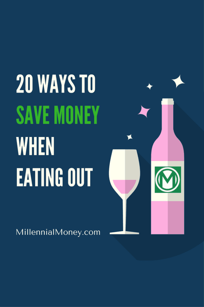 20 Ways To Save Money Eating Out