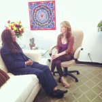 Wendy Silvers with Michael Bernard Beckwith