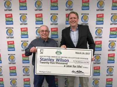 Lenawee County Man Wins $25,000 a Year for Life Playing ...