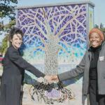 "Bronzeville's ""Life's Garden"" newest artwork and great history lesson"